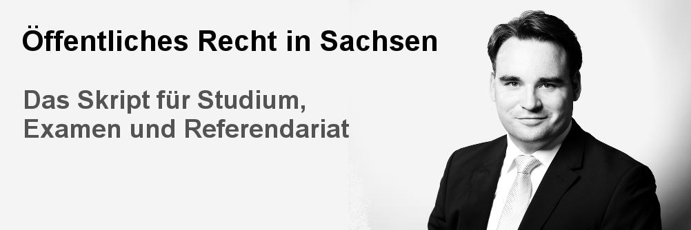 Öffentliches Recht in Sachsen